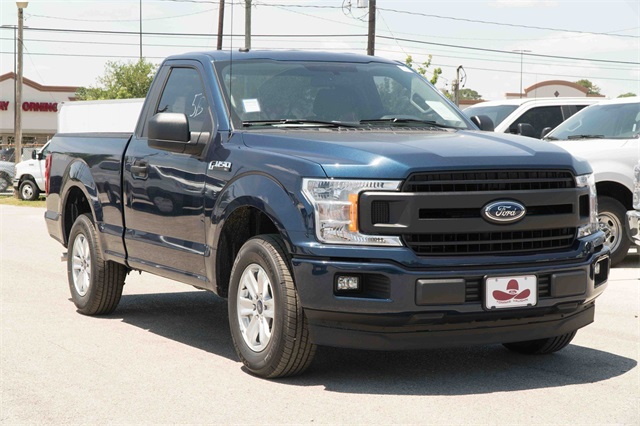 2018 F-150 Regular Cab 4x2,  Pickup #JKE22461 - photo 4
