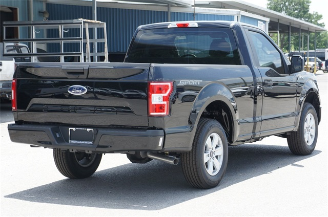 2018 F-150 Regular Cab 4x2,  Pickup #JKE22463 - photo 3