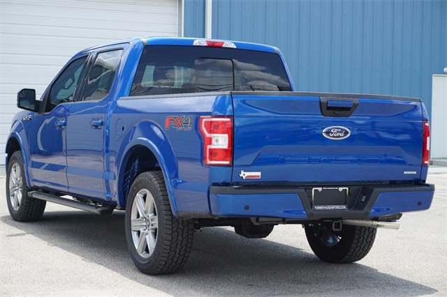 2018 F-150 SuperCrew Cab 4x4,  Pickup #JKE36181 - photo 2