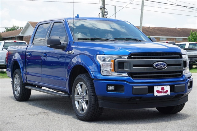 2018 F-150 SuperCrew Cab 4x4,  Pickup #JKE36181 - photo 4