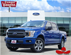 2018 F-150 SuperCrew Cab 4x4,  Pickup #JKE36181 - photo 1