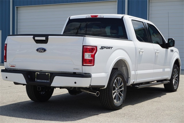 2018 F-150 SuperCrew Cab 4x2,  Pickup #JKE39324 - photo 3