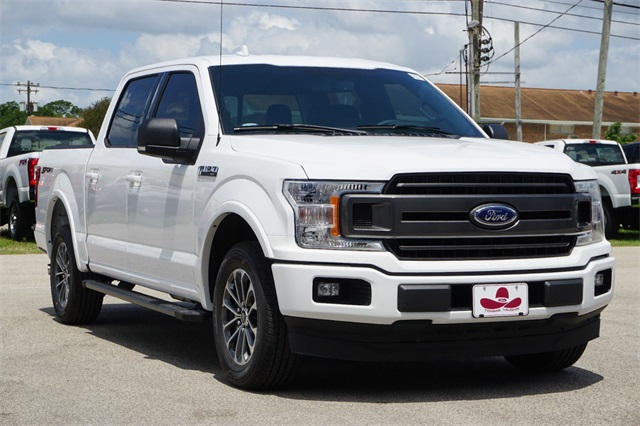 2018 F-150 SuperCrew Cab 4x2,  Pickup #JKE39324 - photo 4