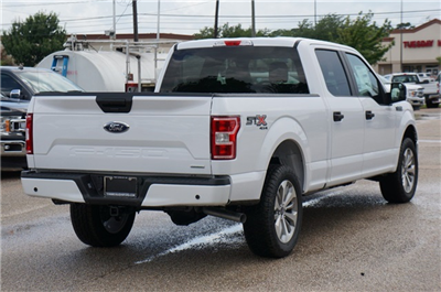 2018 F-150 SuperCrew Cab 4x4,  Pickup #JKE44100 - photo 3