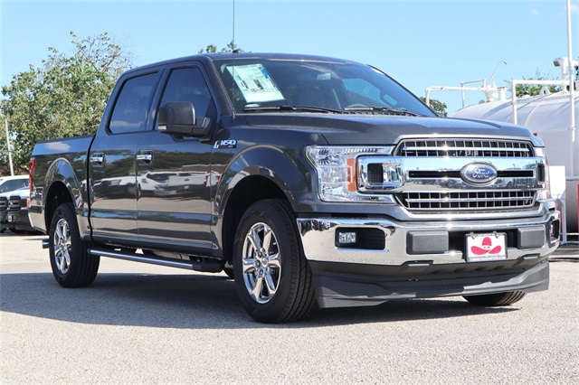 2018 F-150 SuperCrew Cab 4x2,  Pickup #JKE92630 - photo 4