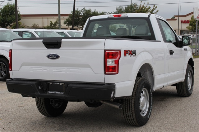 2018 F-150 Regular Cab 4x4,  Pickup #JKF45130 - photo 3