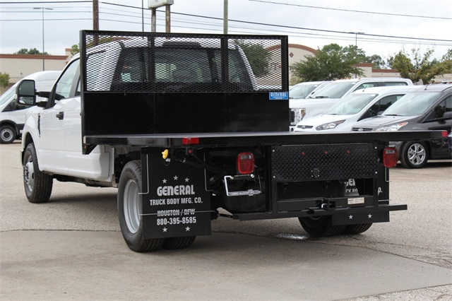 2019 F-350 Crew Cab DRW 4x2,  General Platform Body #KEC16317 - photo 2