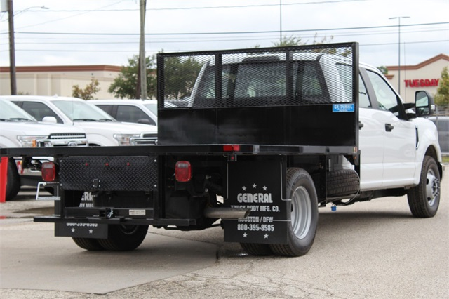 2019 F-350 Crew Cab DRW 4x2,  General Platform Body #KEC16317 - photo 3
