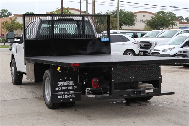 2019 F-350 Regular Cab DRW 4x2,  General Platform Body #KEC25647 - photo 2