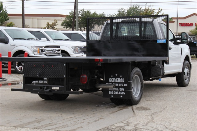 2019 F-350 Regular Cab DRW 4x2,  General Platform Body #KEC25647 - photo 3