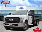 2019 F-350 Regular Cab DRW 4x2,  General Platform Body #KEC25647 - photo 1