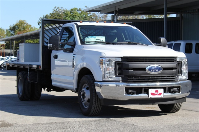 2019 F-350 Regular Cab DRW 4x2,  Cadet Platform Body #KEC52216 - photo 4