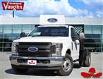 2019 F-350 Regular Cab DRW 4x2,  Cadet Platform Body #KEC52216 - photo 1