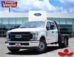 2019 F-350 Crew Cab DRW 4x2,  CM Truck Beds RD Model Platform Body #KED72548 - photo 1
