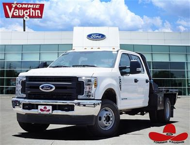 2019 F-350 Crew Cab DRW 4x4,  CM Truck Beds RD Model Platform Body #KED72575 - photo 1