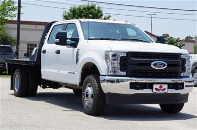 2019 F-350 Crew Cab DRW 4x4,  CM Truck Beds RD Model Platform Body #KED72575 - photo 4
