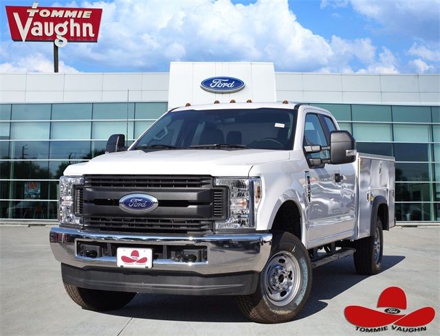 2019 F-350 Super Cab 4x4,  Monroe Service Body #KEF24831 - photo 1