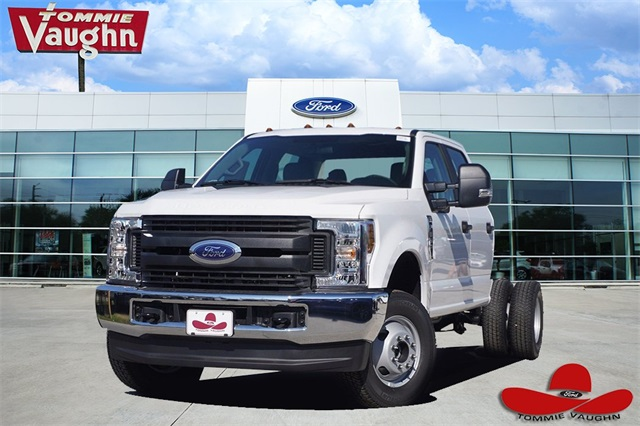 2019 Ford F-350 Crew Cab DRW 4x4, Cab Chassis #KEG54780 - photo 1