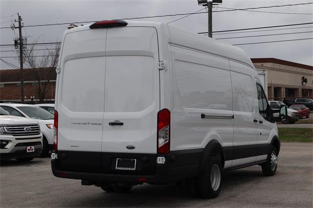 2019 Transit 350 HD High Roof DRW 4x2,  Empty Cargo Van #KKA35676 - photo 4