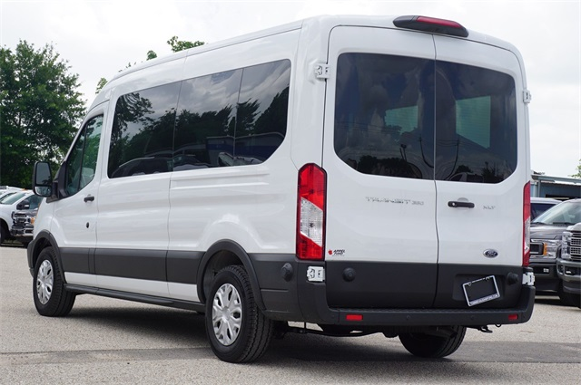 2019 Transit 350 Med Roof 4x2,  Passenger Wagon #KKA92082 - photo 1