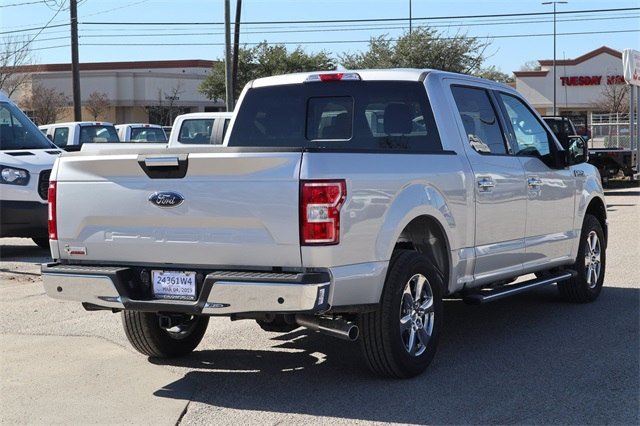 2019 F-150 SuperCrew Cab 4x2,  Pickup #KKC23374 - photo 3