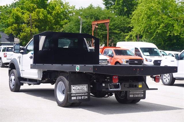 2020 Ford F-450 Regular Cab DRW 4x2, Monroe Platform Body #LDA01278 - photo 1