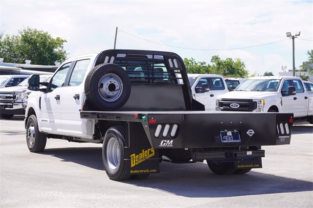 2020 Ford F-350 Crew Cab DRW 4x2, CM Truck Beds Platform Body #LED25097 - photo 1