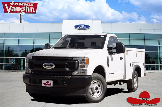 2020 Ford F-250 Regular Cab 4x4, Monroe Service Body #LED70394 - photo 1