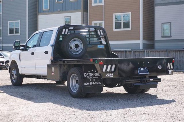 2020 Ford F-350 Crew Cab DRW 4x2, CM Truck Beds Platform Body #LEE12098 - photo 1
