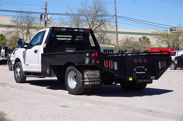2020 Ford F-350 Regular Cab DRW 4x2, Hillsboro Platform Body #LEE52455 - photo 1