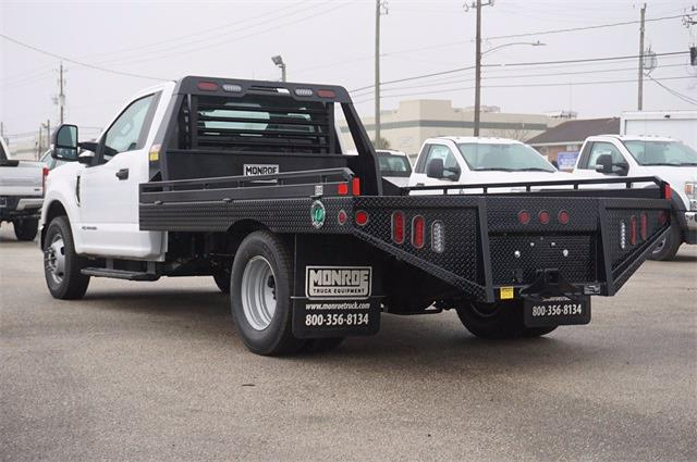 2020 Ford F-350 Regular Cab DRW 4x2, Hillsboro Platform Body #LEE52456 - photo 1