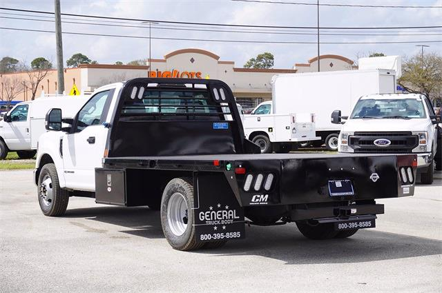 2020 Ford F-350 Regular Cab DRW 4x2, CM Truck Beds Platform Body #LEE90266 - photo 1