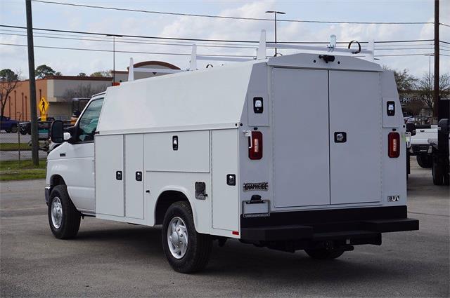 2021 Ford E-350 4x2, Knapheide Service Utility Van #MDC36682 - photo 1