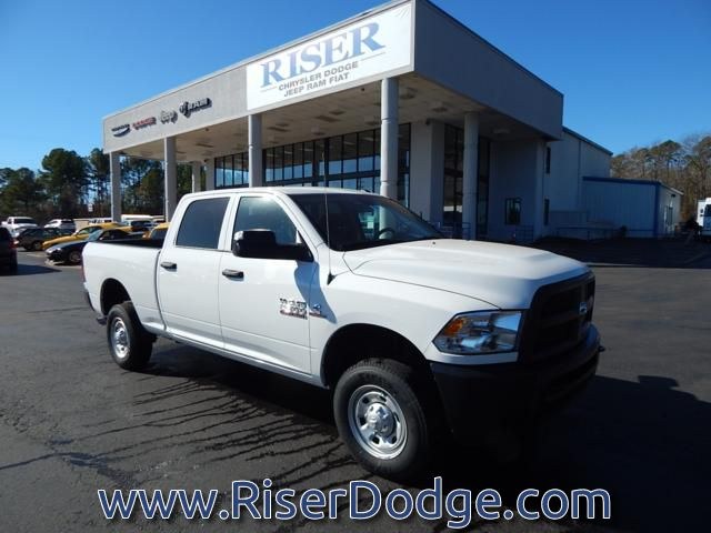 2018 Ram 2500 Crew Cab 4x4,  Pickup #18323 - photo 1