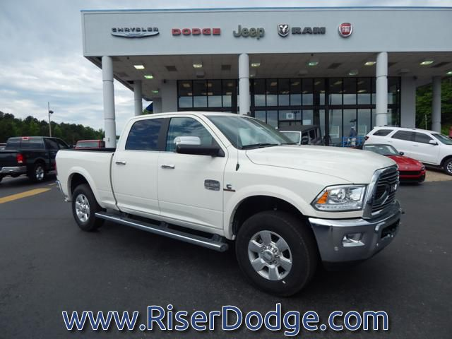 2018 Ram 2500 Crew Cab 4x4,  Pickup #18382 - photo 1