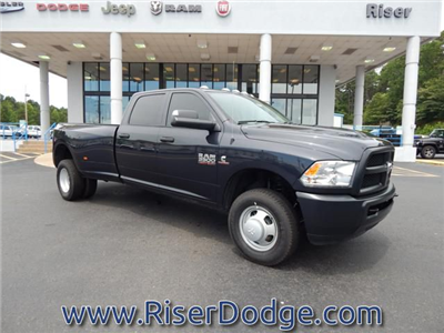 2018 Ram 3500 Crew Cab DRW 4x4,  Pickup #18431 - photo 1
