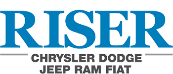 Riser Chrysler Dodge Jeep Ram logo