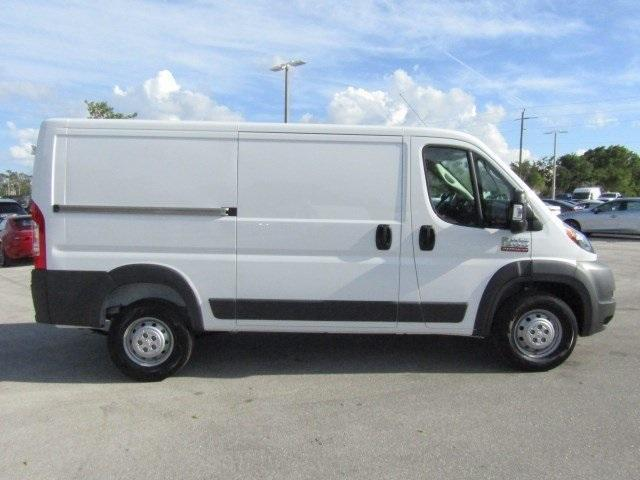 2018 ProMaster 1500 Standard Roof 4x2,  Empty Cargo Van #E100219 - photo 3