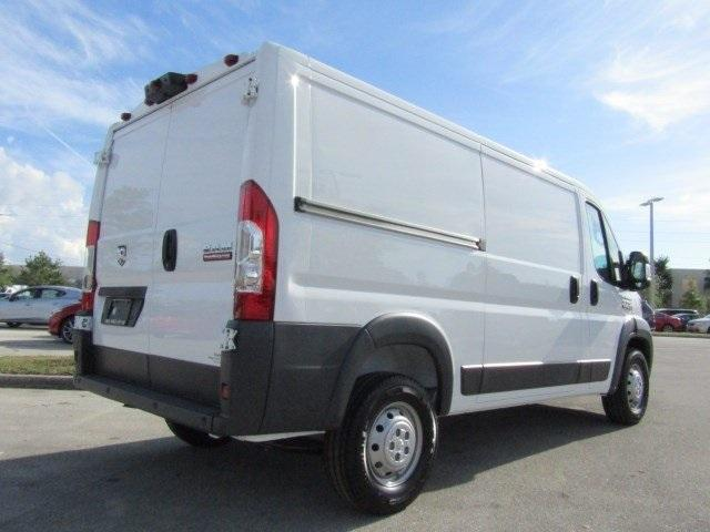 2018 ProMaster 1500 Standard Roof 4x2,  Empty Cargo Van #E100219 - photo 4