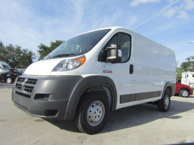 2018 ProMaster 1500 Standard Roof 4x2,  Empty Cargo Van #E100219 - photo 7