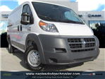 2018 ProMaster 1500 Standard Roof 4x2,  Empty Cargo Van #E100219 - photo 1