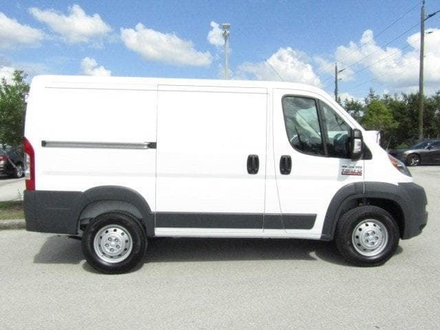 2018 ProMaster 1500 Standard Roof 4x2,  Empty Cargo Van #E102351 - photo 4