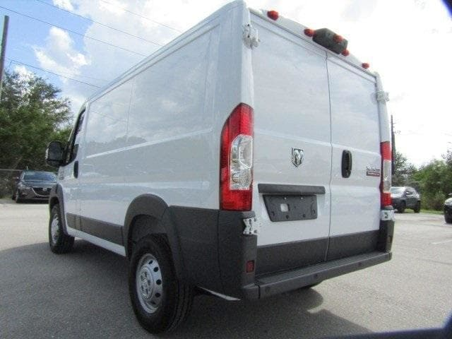 2018 ProMaster 1500 Standard Roof 4x2,  Empty Cargo Van #E102351 - photo 7