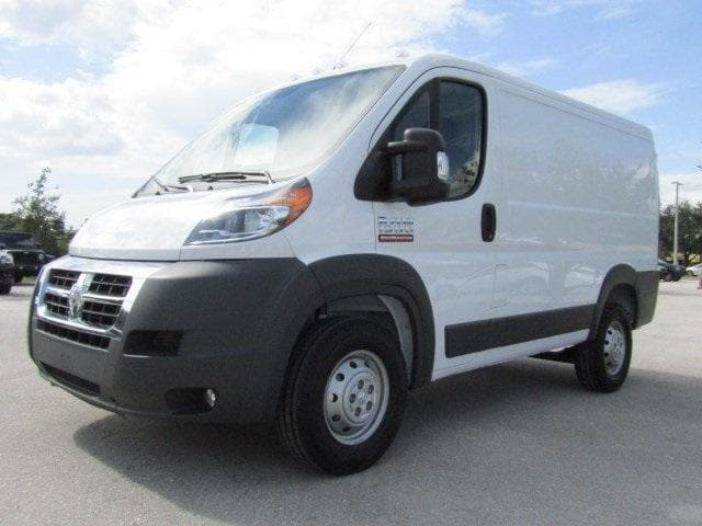 2018 ProMaster 1500 Standard Roof 4x2,  Empty Cargo Van #E102351 - photo 8