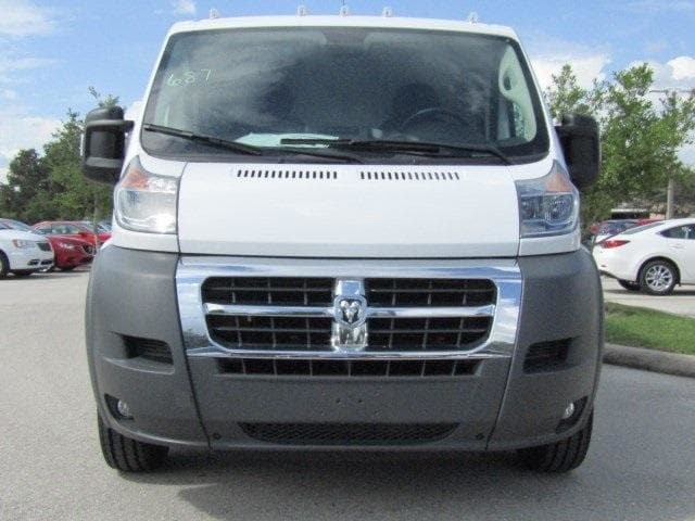 2018 ProMaster 1500 Standard Roof 4x2,  Empty Cargo Van #E102351 - photo 9