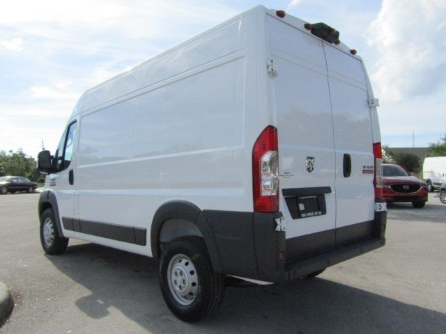 2018 ProMaster 1500 High Roof 4x2,  Empty Cargo Van #E110370 - photo 6