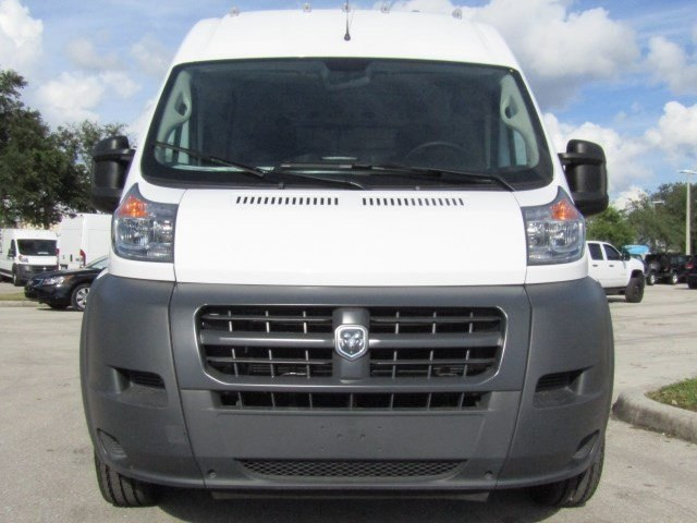 2018 ProMaster 1500 High Roof 4x2,  Empty Cargo Van #E110370 - photo 8