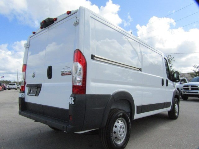 2018 ProMaster 1500 Standard Roof 4x2,  Empty Cargo Van #E110375 - photo 4