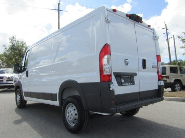2018 ProMaster 1500 Standard Roof 4x2,  Empty Cargo Van #E110375 - photo 6
