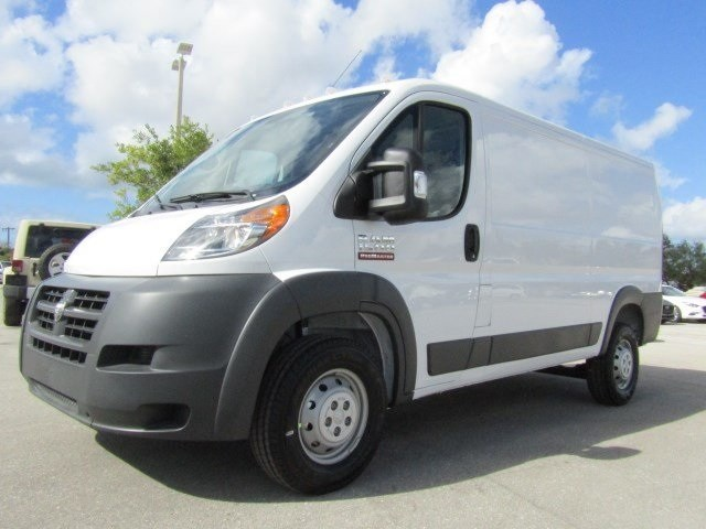 2018 ProMaster 1500 Standard Roof 4x2,  Empty Cargo Van #E110375 - photo 7